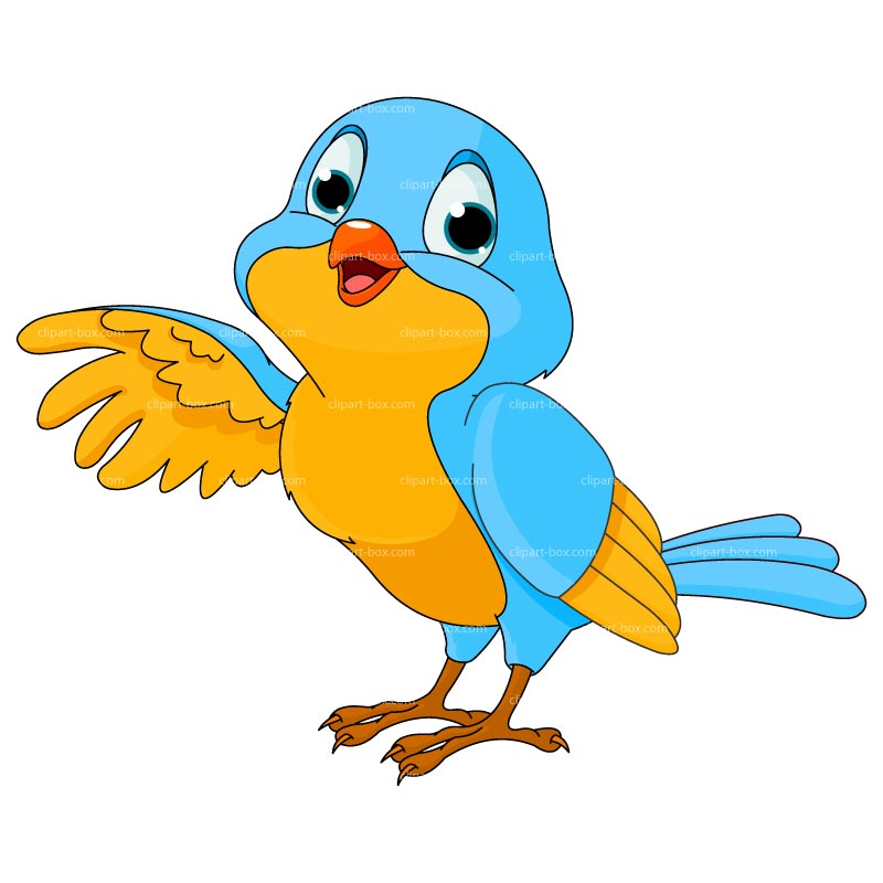 Bird cartoon clipart clipart kid