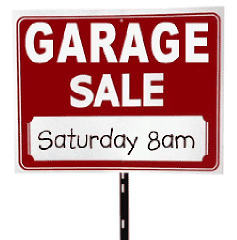 Free yard sale clip art clipart 9