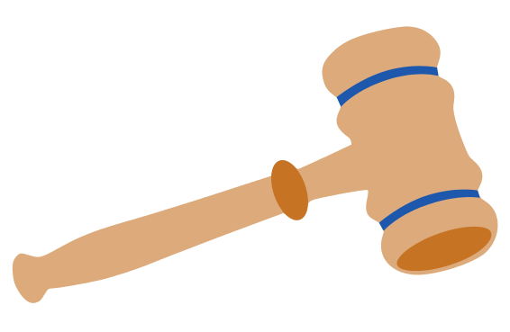Gavel free to use clip art