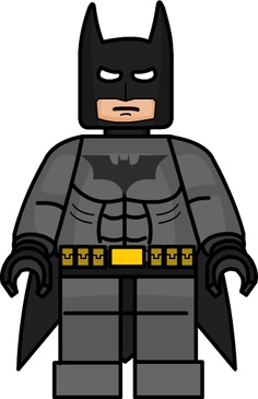 Lego movie batman clip art clipart
