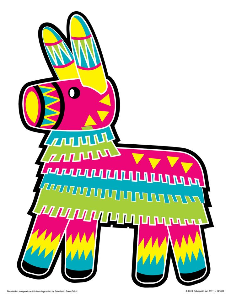 Pinata donkey cartoon google search mexican cliparts