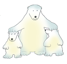 Polar bear clip art pictures of polar bears