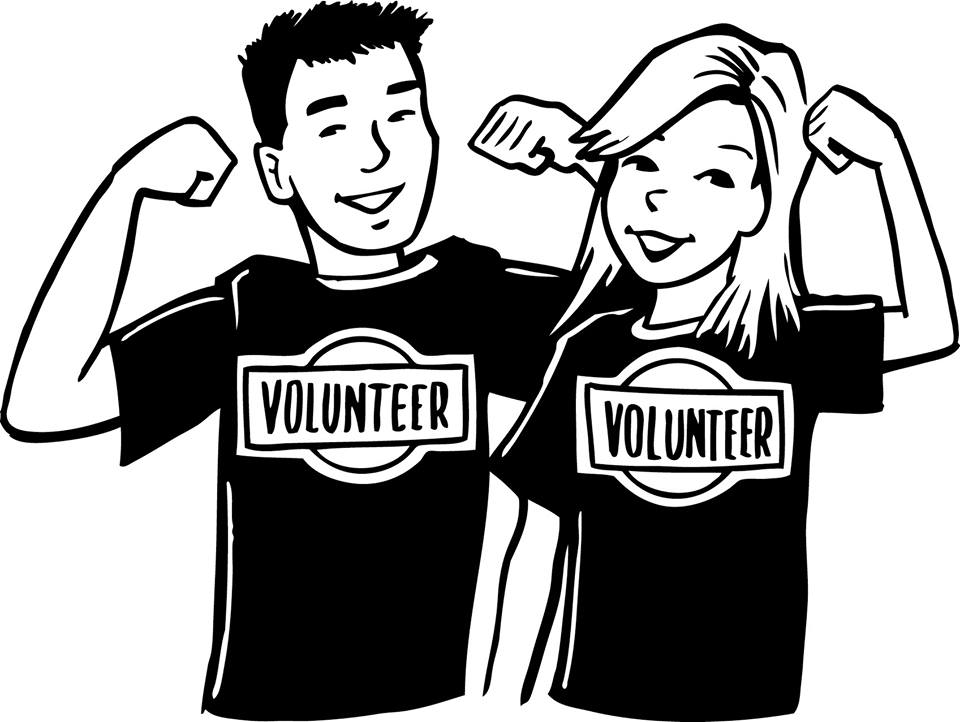Teen volunteer clipart clipart kid