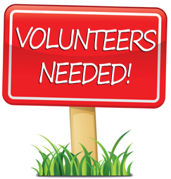 Volunteers needed clipart clipart kid