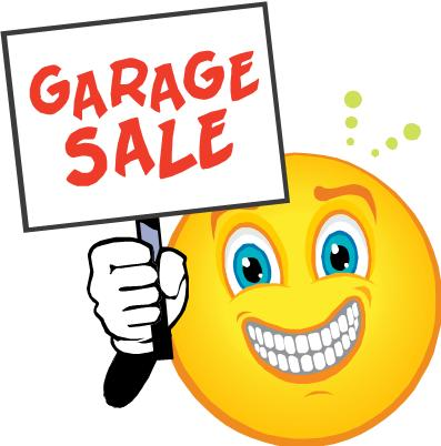 Yard sale free clip art garage sale