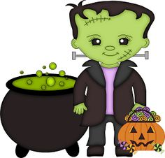 0 images about halloween crafts on frankenstein cliparts