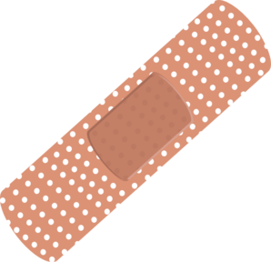 Bandaid clipart free images 3