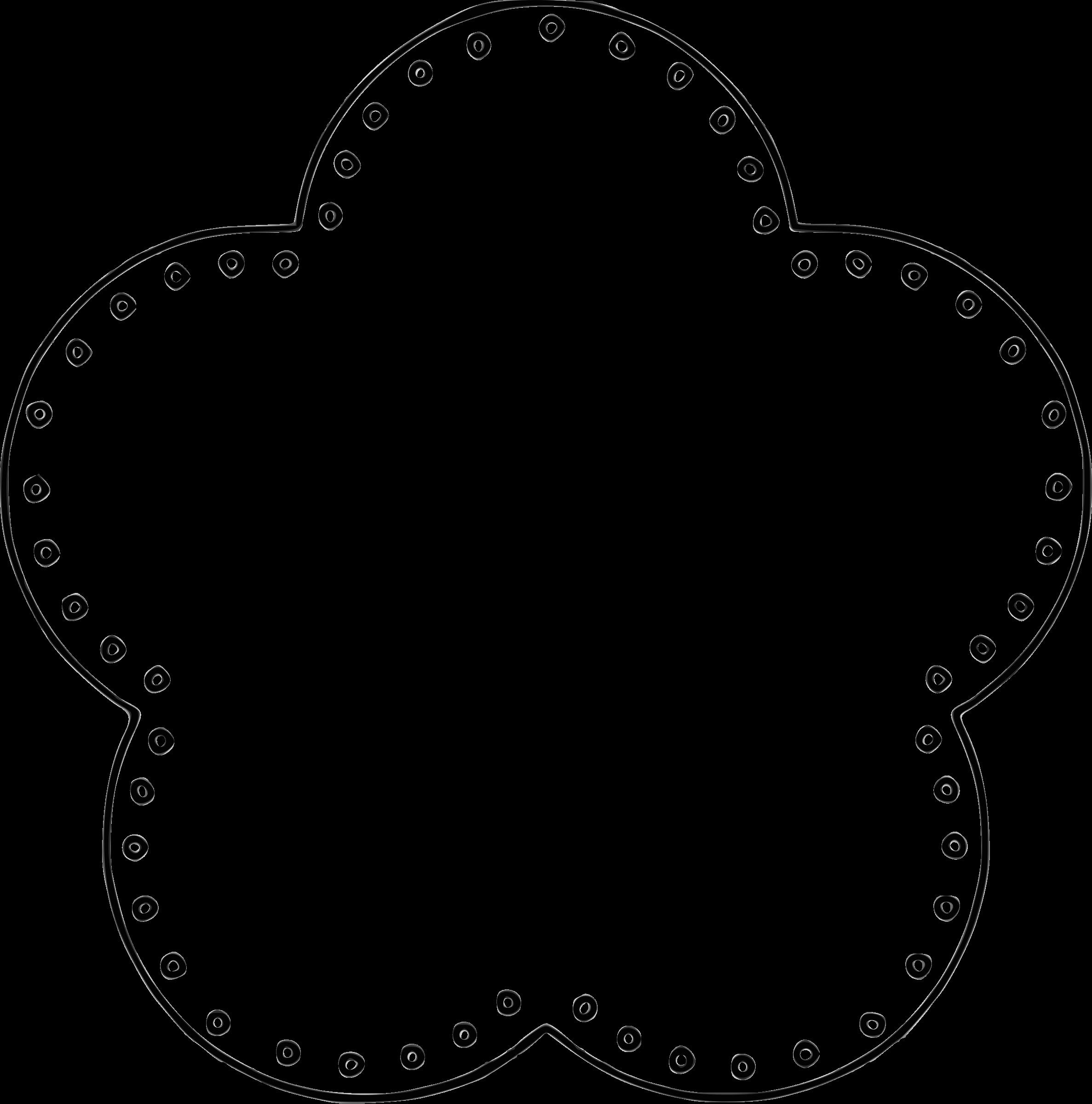 Circle clipart image 2