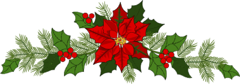 Clipart of christmas wreaths 3 image 2