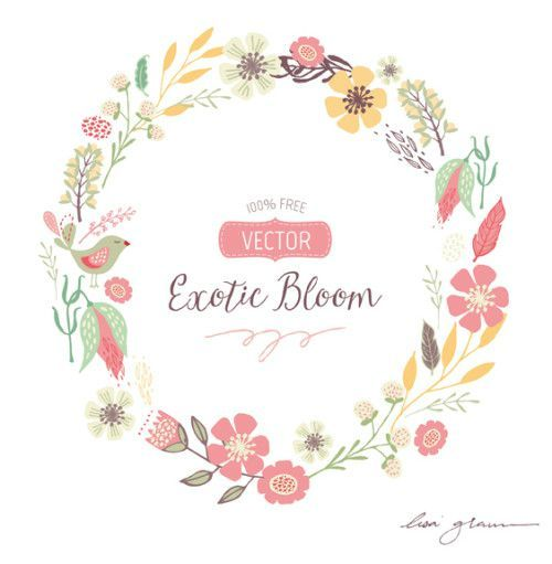 Floral 0 images about graphic freebies on free cliparts