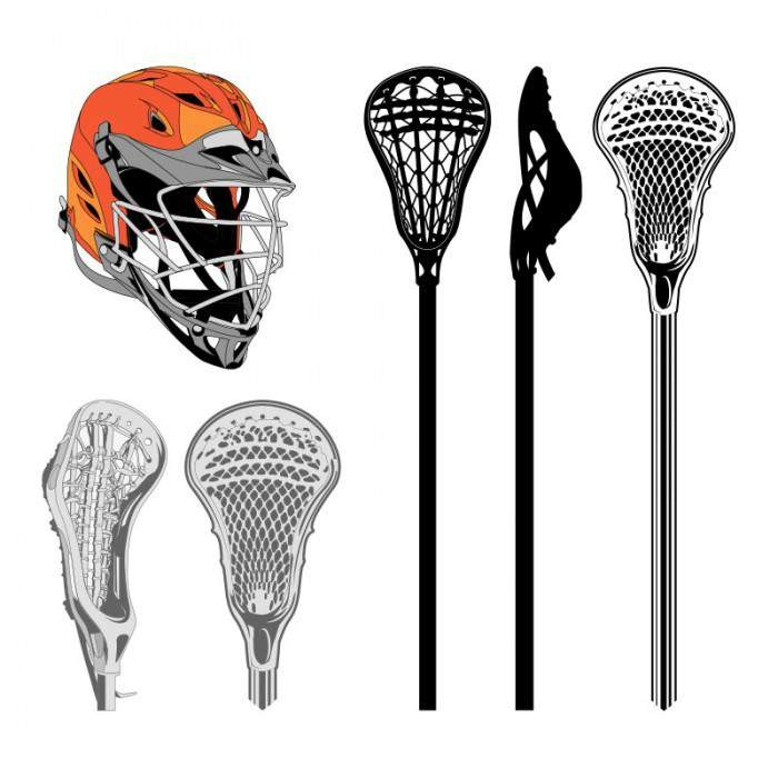 Lacrosse create adrenaline vector clip art svg shirt designs
