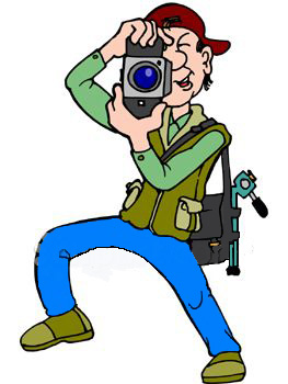 Photography photographer clipart hostted