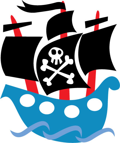 Pirate ship 0 images about mobile nautical clip art