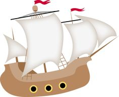 Pirate ship 0 images about pirates and other nautical clipart