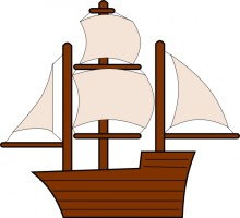 Pirate ship clip art free vector in open office drawing svg 4