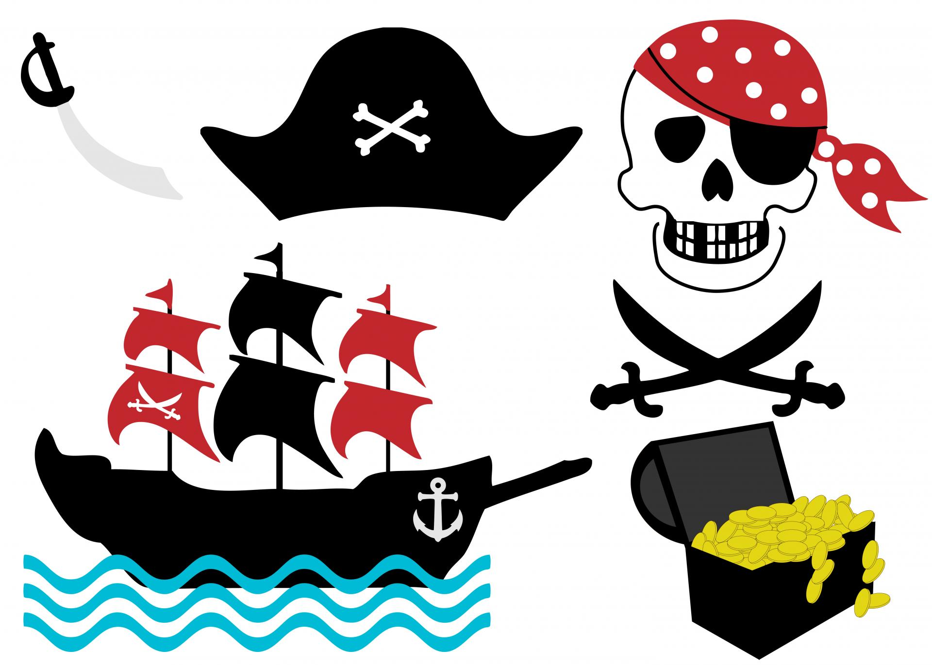 Pirate ship pirate clip art free stock photo public domain pictures