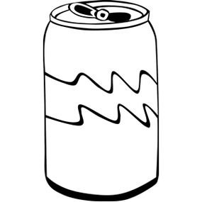 Soda can clip art clipart free to use resource