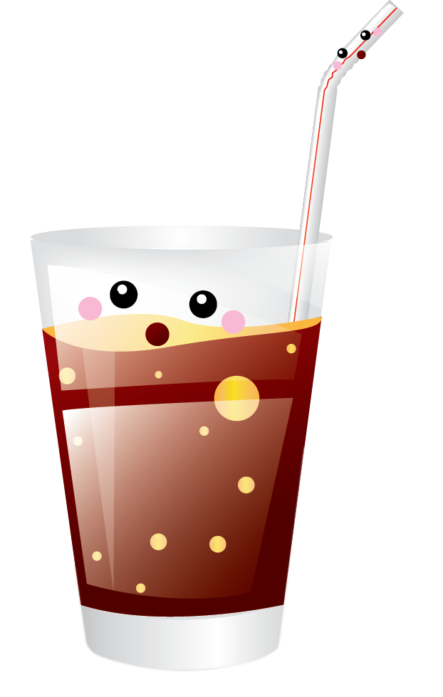 Soda free to use clipart