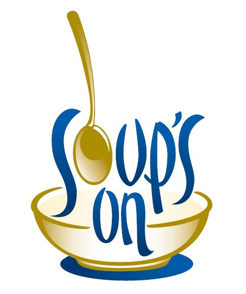 Soup clip art supper scrapbook recipes