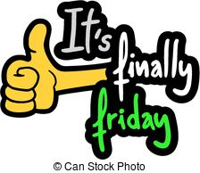 Tgif happy t clipart clipartster