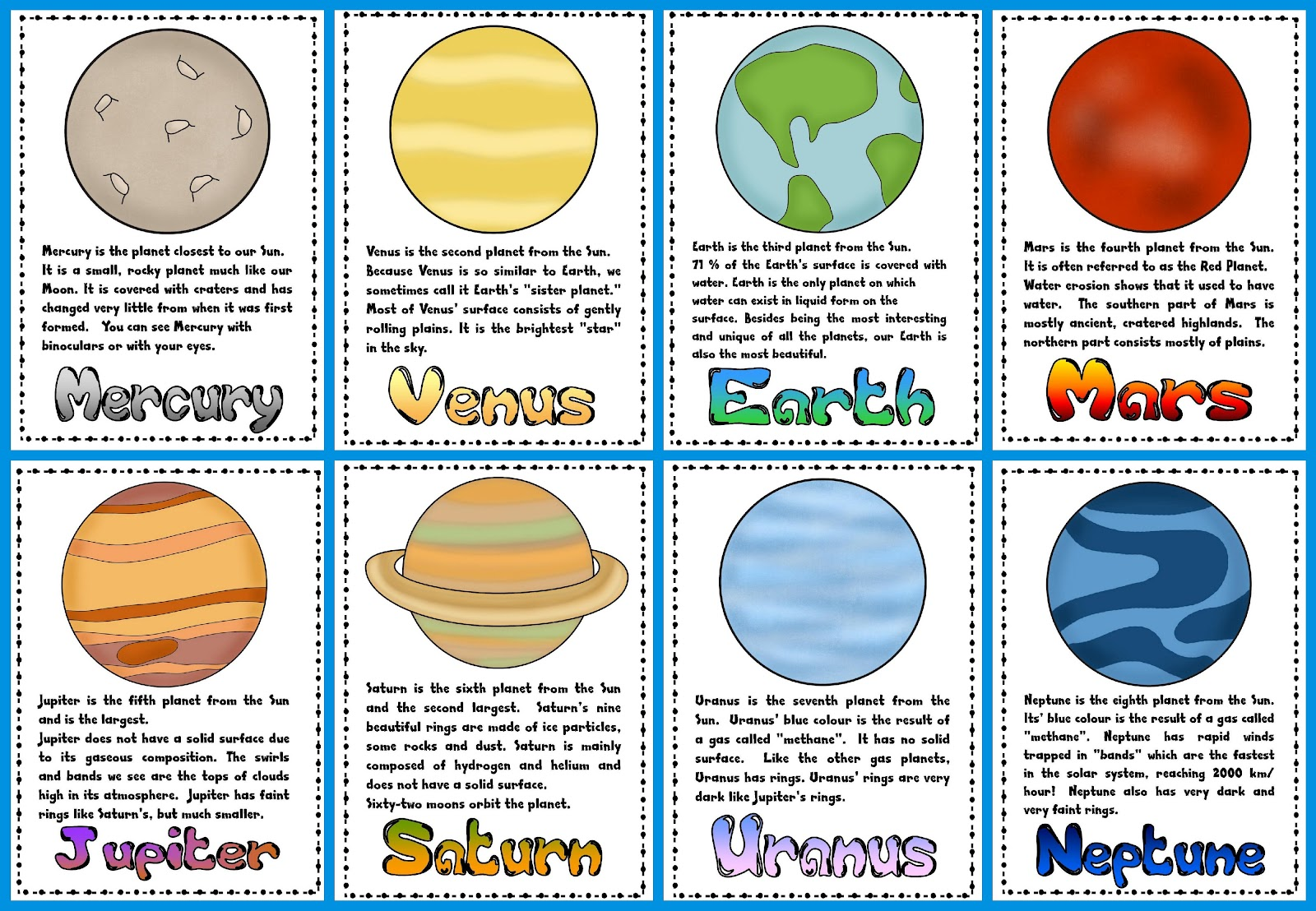 The 9 planets clip art page 5 pics about space