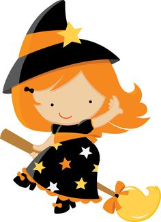 Witches cartoon and clip art on