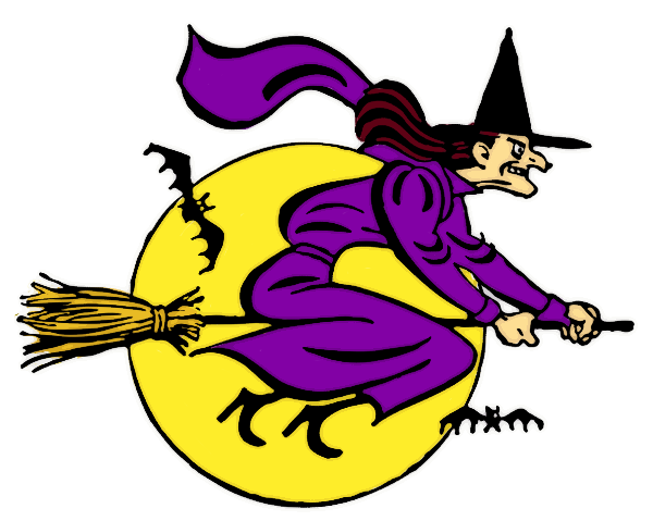 Witches clip art download