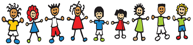 Children playing kids playing children clip art free image