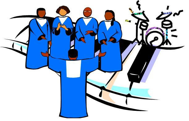 Choir anniversary clipart 2