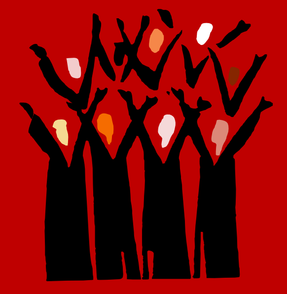 Choir clipart hostted