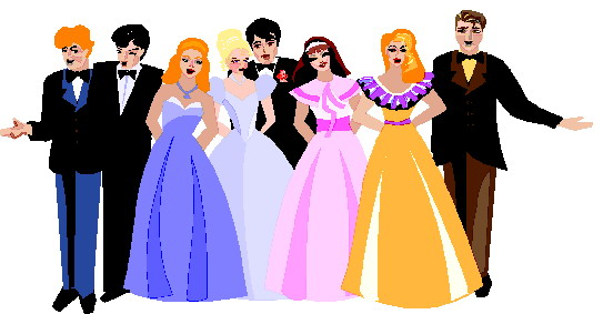 Choirs clip art 4