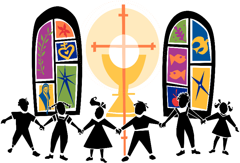 Church choir clip art 6