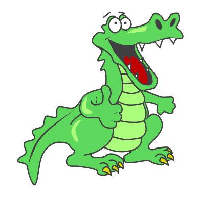 Crocodile 0 images about gators on alligators clip art and 2