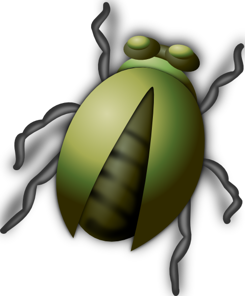 Cute insect clipart kid 4