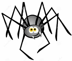 Free cartoon insect clipart