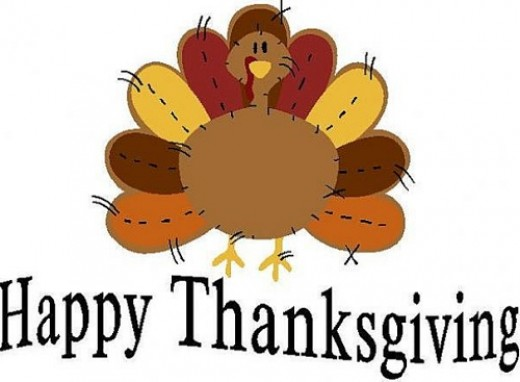 Happy thanksgiving clipart kid 3