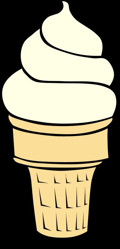Ice cream cone clipart free images 9