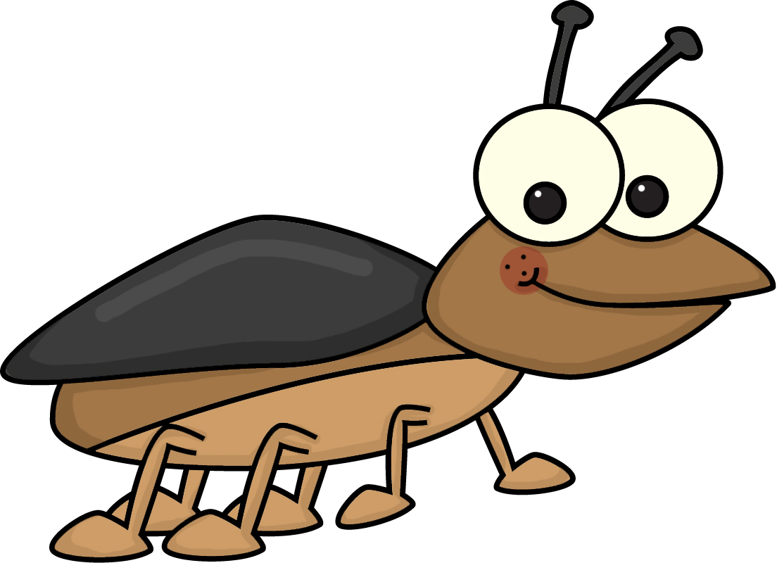 Insect clip art bug cartoon clipart kid