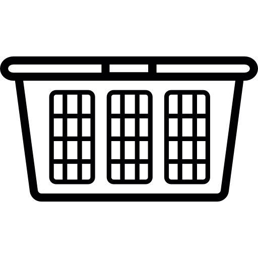 Laundry basket clipart clipart 2