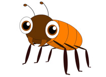 Search results for insect pictures graphics clipart