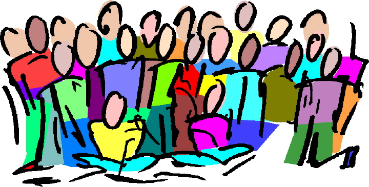 Youth choir clipart kid 3