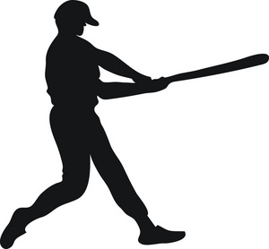Baseball bat 0 images about baseball on bats clip art