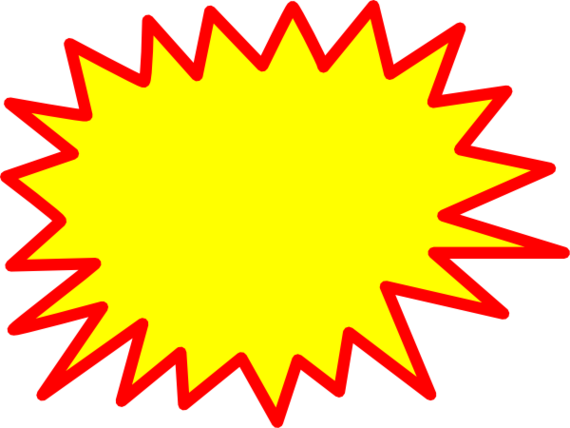 Clip art starburst clipart free to use resource 2