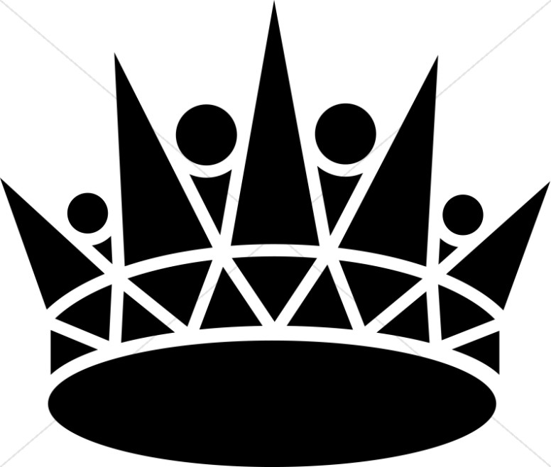 Crown clipart of thorns sharefaith 2