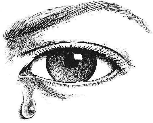 Crying eyes clip art and eyes on
