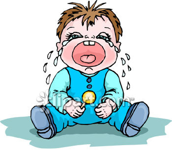 Crying kid clipart free images 2
