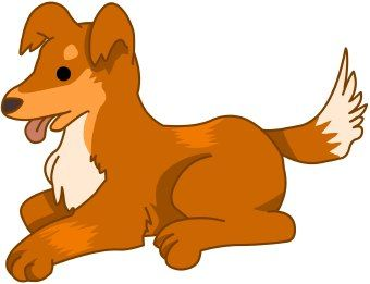 Dogs cute dogs and google search on clipart