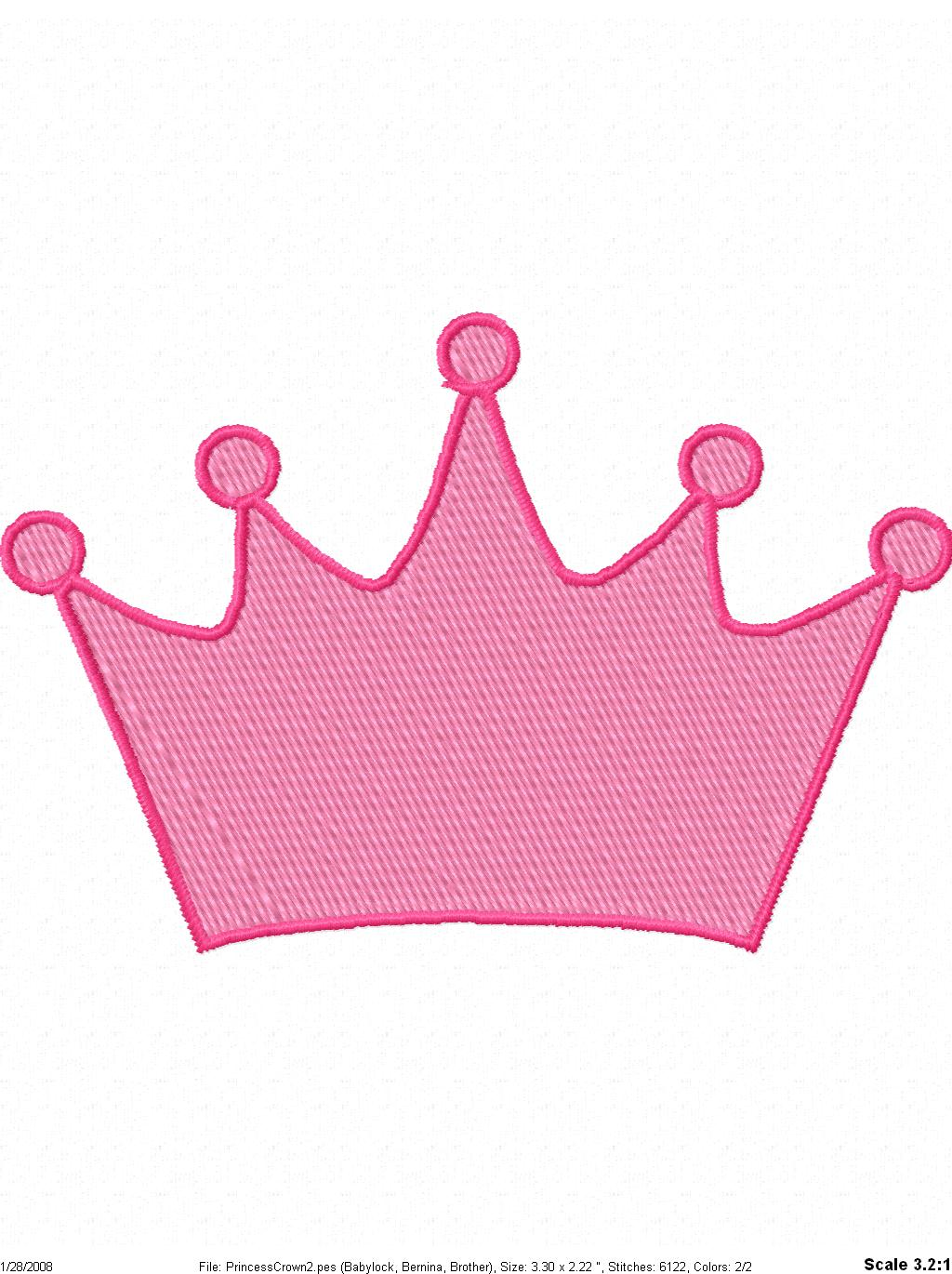 Fancy crown clipart