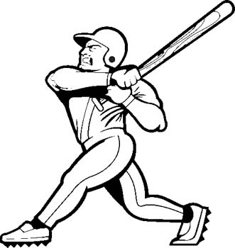 Free baseball clip art images free clipart 6
