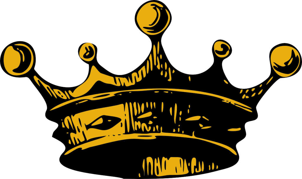 Free crown clipart clipartfest